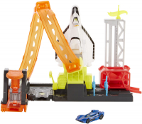 Wholesalers of Hot Wheels City Super Space Shuttle toys image 2