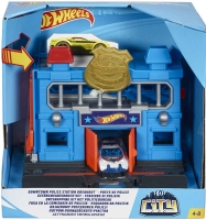Wholesalers of Hot Wheels City Themed Asst toys image