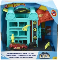 Wholesalers of Hot Wheels City Themed Asst toys image 4