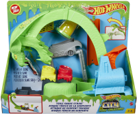 Wholesalers of Hot Wheels City Toxic Snake Strike toys image