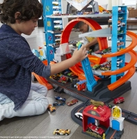 Wholesalers of Hot Wheels City Ultimate Garage toys image 3