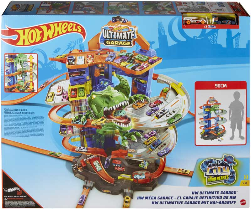 Wholesalers of Hot Wheels City Ultimate Garage toys