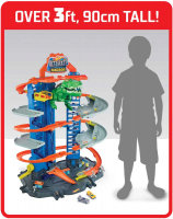 Wholesalers of Hot Wheels City Ultimate Garage toys image 3