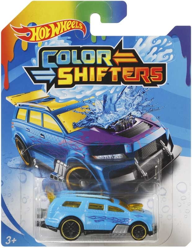 Wholesalers of Hot Wheels Colour Shifters 1:64th Vehicle Assortment toys