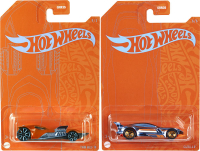 Wholesalers of Hot Wheels Deco Blue & Satin Ast toys image