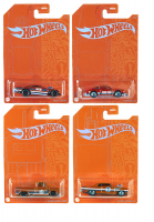 Wholesalers of Hot Wheels Deco Blue & Satin Ast toys image 2