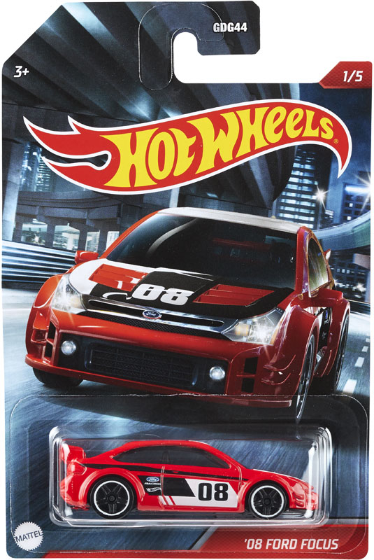 Wholesalers of Hot Wheels Deco Rally Cult Racers Ast toys