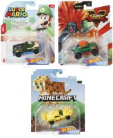 Wholesalers of Hot Wheels Gaming Character Cars Asst toys image 3