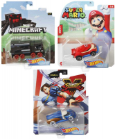 Wholesalers of Hot Wheels Gaming Character Cars Asst toys image 4
