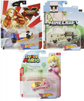 Wholesalers of Hot Wheels Gaming Character Cars Asst toys image 5