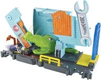 Wholesalers of Hot Wheels Gator Garage Attack Playset toys image 3