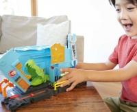 Wholesalers of Hot Wheels Gator Garage Attack Playset toys image 4