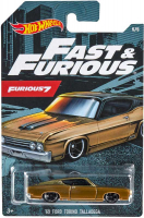 Wholesalers of Hot Wheels Licenced Deco Fast & Furious Asst toys image