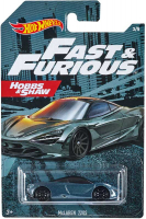 Wholesalers of Hot Wheels Licenced Deco Fast & Furious Asst toys image 3
