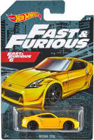 Wholesalers of Hot Wheels Licenced Deco Fast & Furious Asst toys image 4
