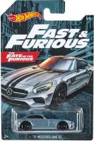 Wholesalers of Hot Wheels Licenced Deco Fast & Furious Asst toys image 5