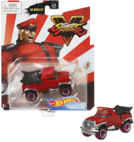 Wholesalers of Hot Wheels Licenced Streetfighter Asst toys image 2