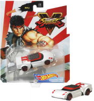Wholesalers of Hot Wheels Licenced Streetfighter Asst toys image 5