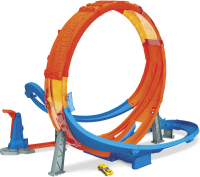 Wholesalers of Hot Wheels Massive Loop Mayhem Track Set toys image 2