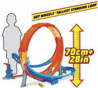 Wholesalers of Hot Wheels Massive Loop Mayhem Track Set toys image 3