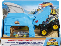 Wholesalers of Hot Wheels Monster Truck Pit And Launch Play Set toys Tmb