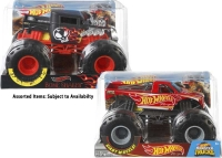 Wholesalers of Hot Wheels Monster Trucks 1:24 Assortment toys image