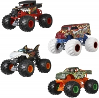 Wholesalers of Hot Wheels Monster Trucks 1:24 Assortment toys image 2