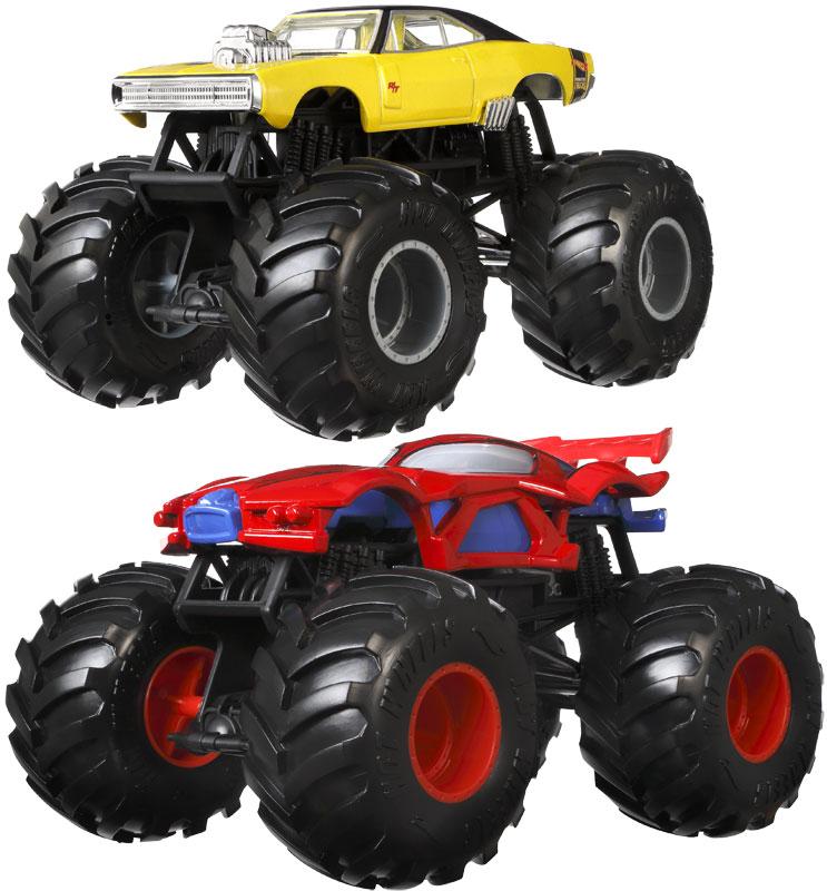 Wholesalers of Hot Wheels Monster Trucks 1:24 Assortment toys