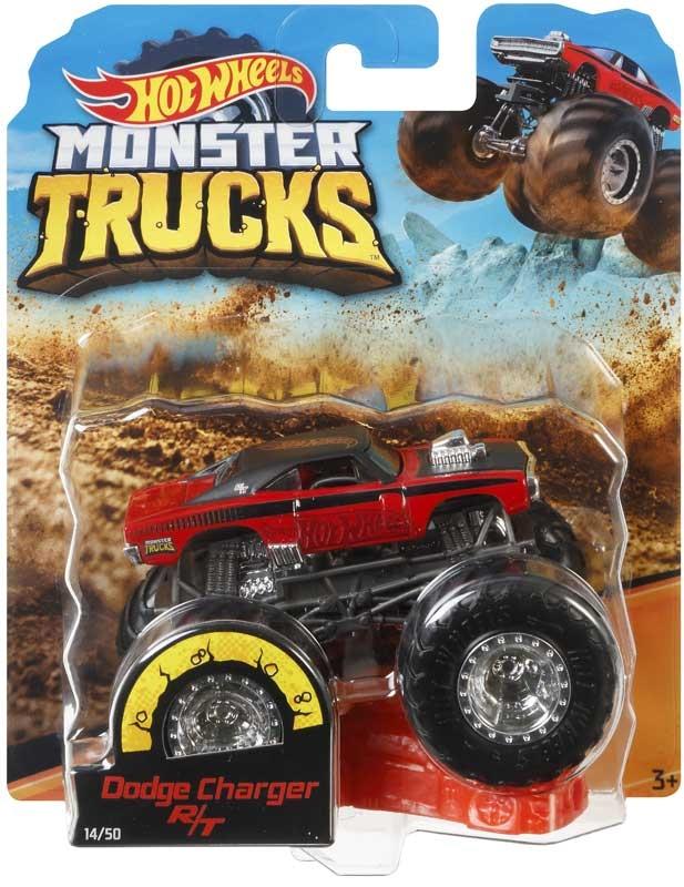 Wholesalers of Hot Wheels Monster Trucks 1:64 Assortment toys
