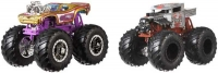 Wholesalers of Hot Wheels Monster Trucks 1:64 Scale Demolition Doubles Truc toys image 3