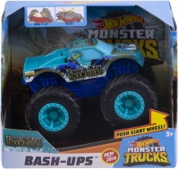 Wholesalers of Hot Wheels Monster Trucks Bash Ups Feature Asst toys image 2