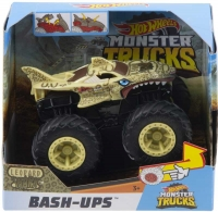 Wholesalers of Hot Wheels Monster Trucks Bash Ups Feature Asst toys image 3