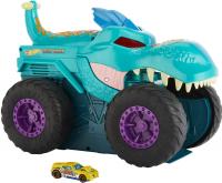 Wholesalers of Hot Wheels Monster Trucks Car Chompin Mega-wrex Vehicle toys image 2