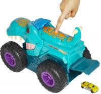 Wholesalers of Hot Wheels Monster Trucks Car Chompin Mega-wrex Vehicle toys image 4