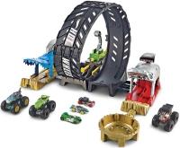 Wholesalers of Hot Wheels Monster Trucks Epic Loop Challenge Play Set toys image 3
