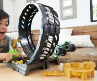 Wholesalers of Hot Wheels Monster Trucks Epic Loop Challenge Play Set toys image 4