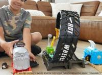 Wholesalers of Hot Wheels Monster Trucks Epic Loop Challenge Play Set toys image 5