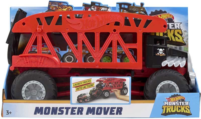 Wholesalers of Hot Wheels Monster Trucks Monster Mover toys