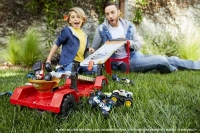 Wholesalers of Hot Wheels Monster Trucks Transforming 2-in-1 Mobile toys image 4