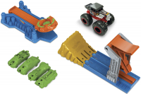 Wholesalers of Hot Wheels Mt Launch And Bash Play Set toys image 2