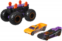 Wholesalers of Hot Wheels Mt Monster Maker Asst toys image 3