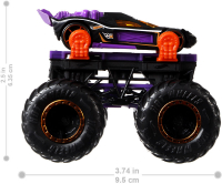 Wholesalers of Hot Wheels Mt Monster Maker Asst toys image 4
