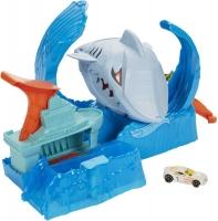 Wholesalers of Hot Wheels Robo Shark Frenzy Play Set toys image 2