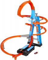 Wholesalers of Hot Wheels Sky Crash Tower Track Set toys image 3