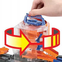 Wholesalers of Hot Wheels Super Spin Dealership toys image 2