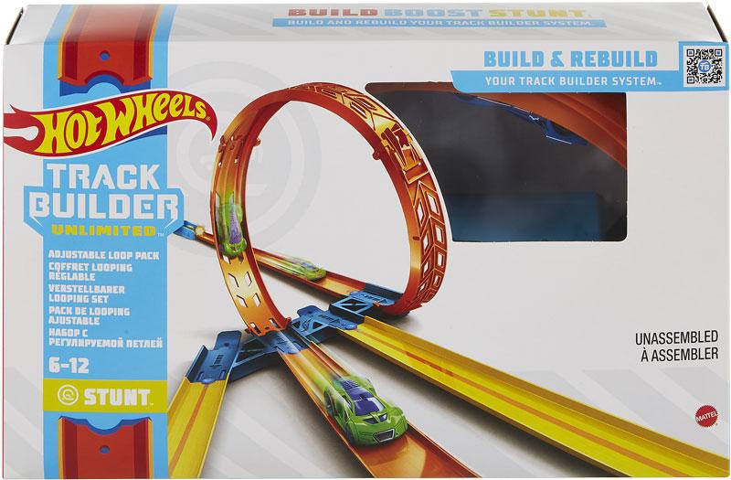 Wholesalers of Hot Wheels Tb Adjustable Loop Pack toys