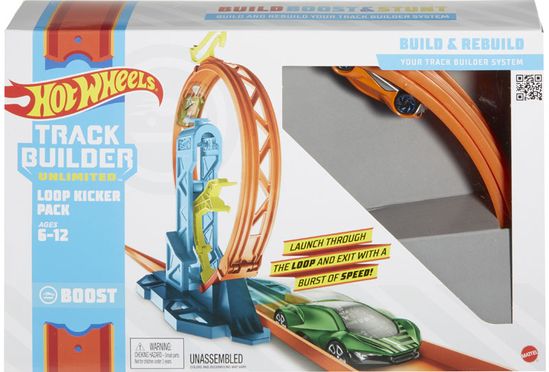 Wholesalers of Hot Wheels Tb Loop Kicker Pack toys