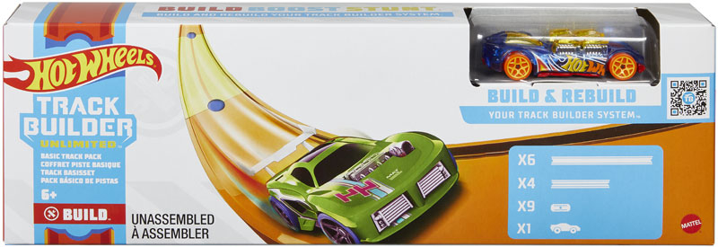 Wholesalers of Hot Wheels Tb Track Pack toys