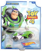 Wholesalers of Hot Wheels Toy Story 4 Character Cars toys image 3