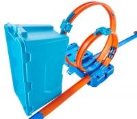 Wholesalers of Hot Wheels Track Builder Multi Loop Box toys image 2